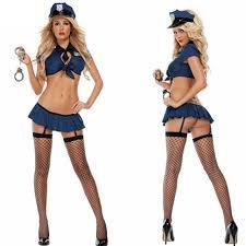 Policeman and naughty sexy girl