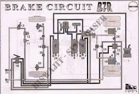 volvo br brake circuit biswajit svm chaser volvo b7r brake circuit diagram