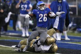 Buffalo RB Patterson expected to play in Camellia Bowl