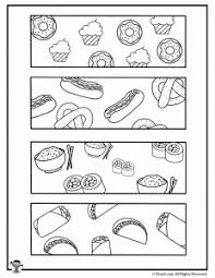 Free printable coloring pages for kids. Printable Coloring Bookmarks Woo Jr Kids Activities