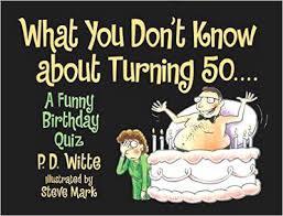 homemade funny 50th birthday gift ideas