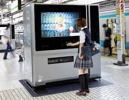 Walking Vending Machine Mesmerizing Japanese Vending Machines Meiji Academy Internships In Japan
