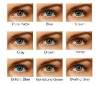 Acuvue Contact Colors Chart Contact Lens Color Chart Fresh Look Contacts Color Chart