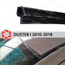Дефлекторы лобового стекла для Renault <b>Duster</b> 2010-2018 ...