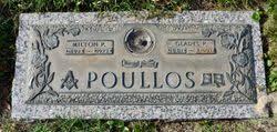 Gladys Pierce Poullos (1901-1991) - Find A Grave Memorial