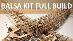 Dare Design Balsa Kits