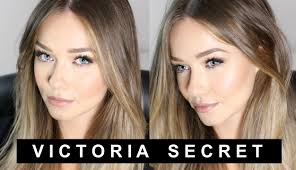 grwm sultry glowing gigi hadid victoria secret inspired makeup look beauty life mice you