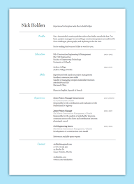 Resume Layout Delectable 40 Creative Resume Design Tips With Template Examples
