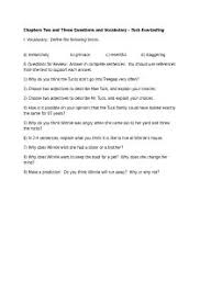 best tuck everlasting images tuck everlasting tuck everlasting review ch 2 3 document for teachers