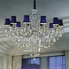 crystal chandelier with shade elegant crystal chandeliers