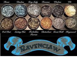 ravenclaw eye shadow palette