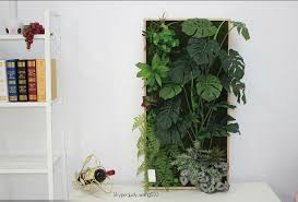 factory wall brackets hanging plants indoor decoration plant