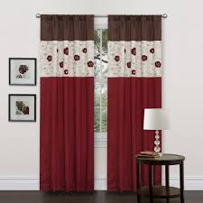 Lush Decor Lake Como Curtains The Installation Of The Lush Decor Curtains Room Furniture Ideas