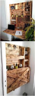 build your own office desk. simple and easy pallets recycling ideas build your own office desk