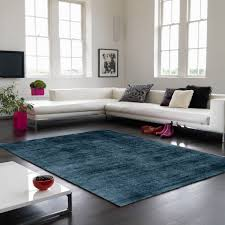blade teal modern classy rug by asiatic 1