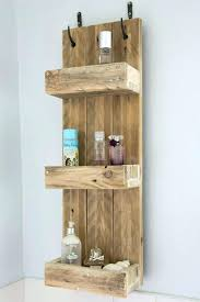 charming rustic wooden shelf idea amazing bathroom made from reclaimed pallet wood kitchen wall diy australium