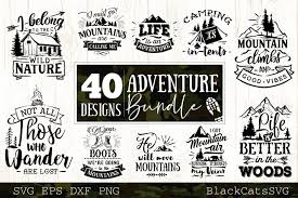 I get this question a lot and i think those of that download free cricut svg files all the. Adventure Bundle Graphic By Blackcatsmedia Creative Fabrica And So The Adventure Begins Adventure Svg