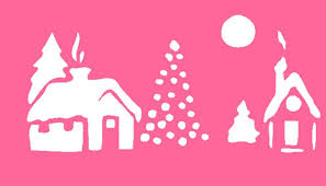 free christmas templates to print free christmas stencils advent craft ideas for children to cut out