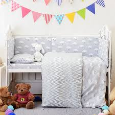 muslinlife infant baby kids cotton nursery bedding
