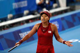 Naomi Osaka out of Tokyo Olympics in ...