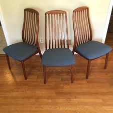danish modern teak dining chairs by benny linden epoch danish modern teak dining chairs danish modern teak round dining table