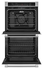 maytag 27 inch wide double wall oven with true convection 8 6 cu ft