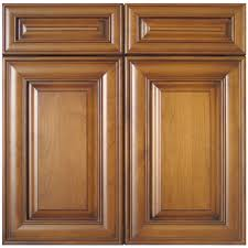Brow Wood Cabinet Doors Lowes With Glossy Finish For Kitchen Cabinet Door  Idea
