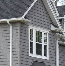 Shaker Window Trim Shaker Siding Accents On House Pictures Power Wall Siding Styles
