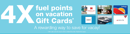 that means 100 fuel points for every 25 you spend on gift cards and remember gift cards aren t just for gifts take advane of these fuel points by