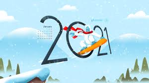 January 2021 Wallpapers Edition ...