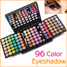 3 layers design 96 full pigment colors eyeshadow makeup kit eye shadow palette ht0363 in eye shadow from beauty health on aliexpress alibaba group
