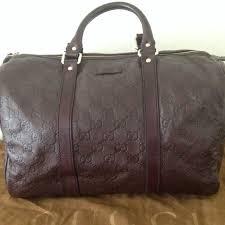 gucci joy medium bag guccissima brown leather guccissima brown leather boston purse authentic gucci boston