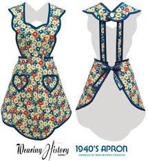 Vintage Apron Patterns Free