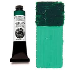 Ys Paint Color Chart Phthalo Green Ys 37ml Tube Daniel Smith Original Oil Color