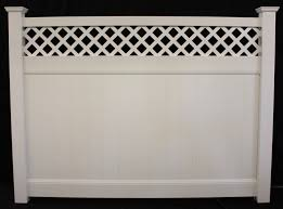 vinyl lattice fence panels. Delighful Vinyl Privacy Vinyl Lattice Top Fence Panel On Panels