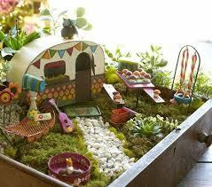 Small Picture 1468 best Fairy Garden Ideas images on Pinterest Fairies garden