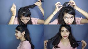 Sundae 5 ทรงผมงายๆ ทำเองไดทกวน 5 Easy Hair