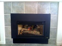 replace fireplace insert gas with electric small wood regency stove