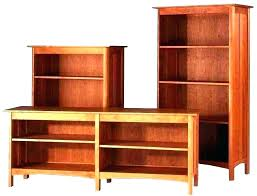 bookcases cherry bookcase glass doors south s three shelf raw