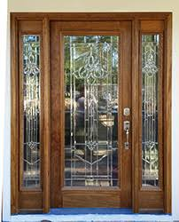 front entry doors. Reeded Glass, Full Lite Door With Majestic Glass Zinc Caming Front Entry Doors