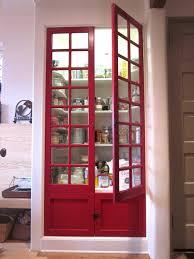 Pantry Doors modern-kitchen