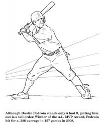 Small Picture Red Sox Coloring Pages diaetme