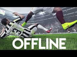 offline soccer football games