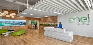 wood floor office. Enel Green Power Offices - Andover 1 Wood Floor Office