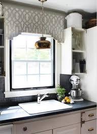 Designer Kitchen Valances