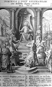 Afbeelding Missale Romanum 009 De Twaalfjarige Jezus In De Tempel