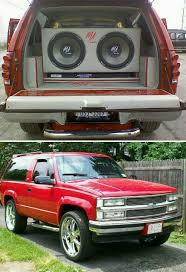 94 Chevy Tahoe with 24