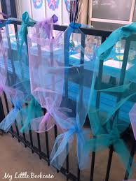 birthday party mermaid skirts
