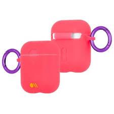 Купить <b>Чехол Case</b>-<b>Mate</b> AirPods <b>Hook Ups</b> Case и Neck Strap для ...