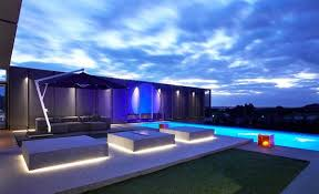 contemporary landscape lighting. landscape lighting ideas contemporary home design lover